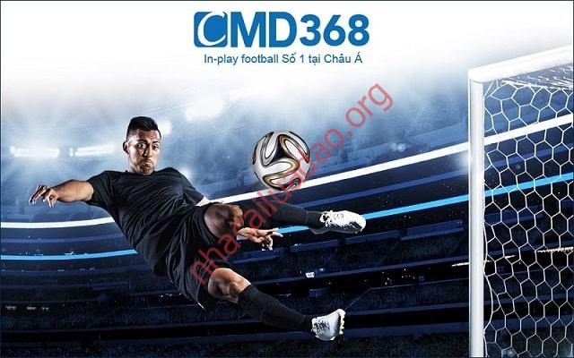 Thể thao là game nổi tiếng nhất tại CMD368