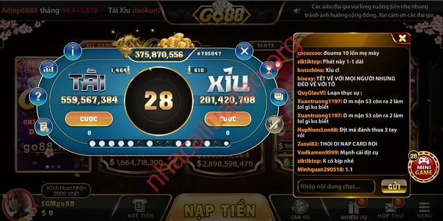 Có 1 vài trường hợp, cược thủ khi chơi cá cược tại nhà cái Go88 mà không rút được tiền từ tài khoản.