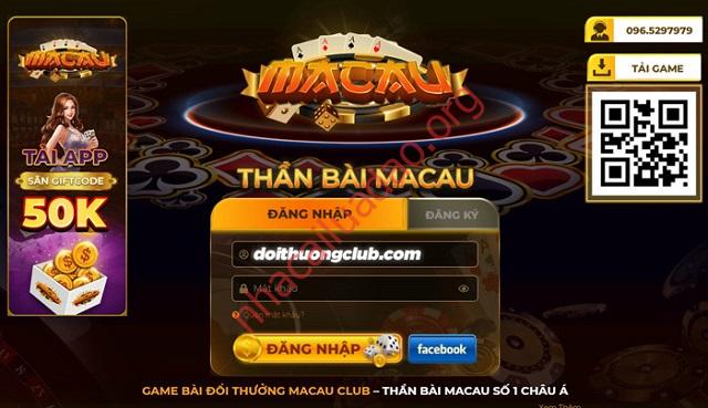 Hacker tạo nên những trang web giả để lừa người chơi dưới danh nghĩa Macao Club