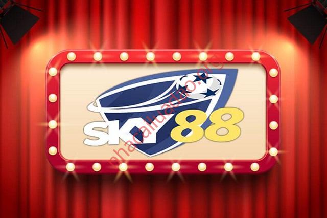 Nhà cái Sky88 sở hữu được nhiều ưu điểm nổi trội