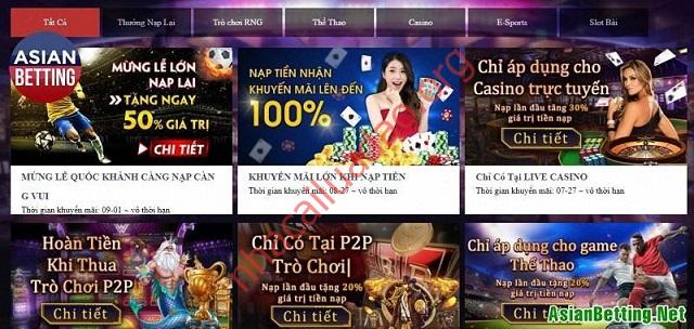 Ảnh 3: Nhà cái V7 đã được Asian Betting kiểm chứng minh bạch
