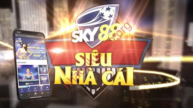 Sky88 đã và đang nhận được sự ủng hộ của đông đảo người chơi
