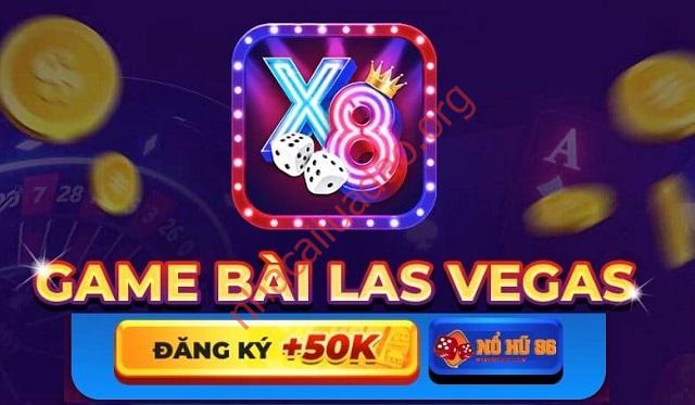 X8 Club là cổng game nổi tiếng trong lĩnh vực webgame casino